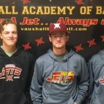 3 more Jets sign to play college baseball!